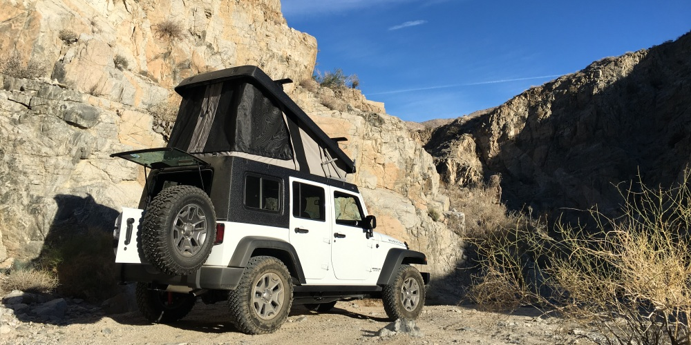 Jeep Wrangler Replacement Soft Top >> Jeep Campers - Campers