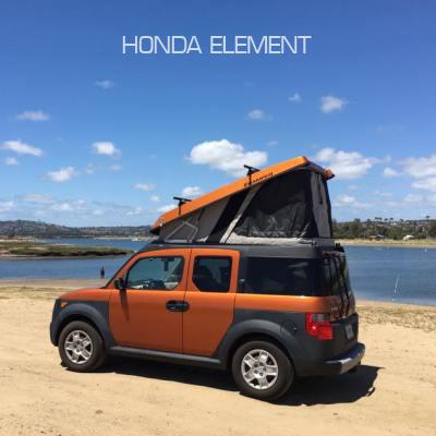 Honda Campers