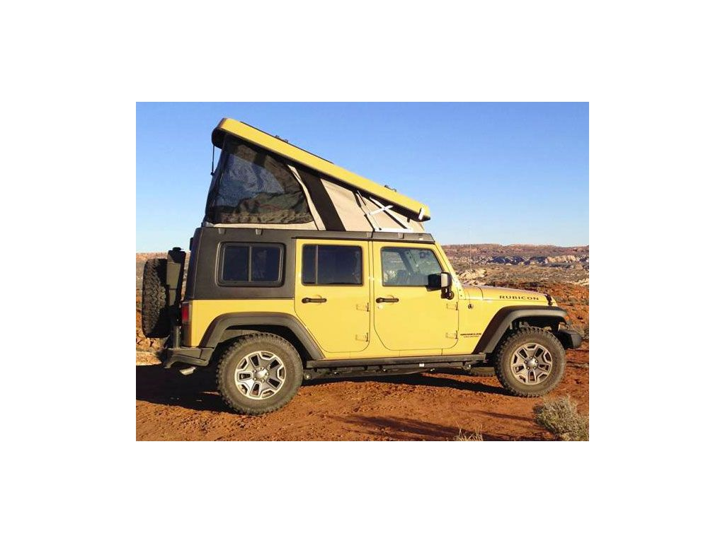 Standard Jeep J30 Pop Up Camper (JK)